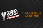 euro-music-comunicazione-importante